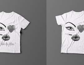 cristinaa14 tarafından Design a T-Shirt için no 26