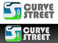 Graphic Design Конкурсная работа №266 для Logo Design for Curve Street