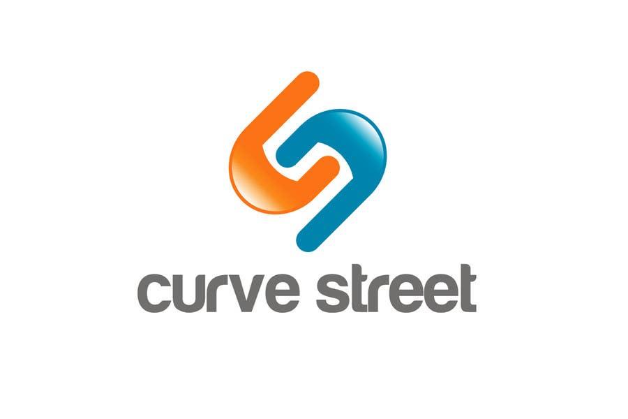 Конкурсная заявка №374 для Logo Design for Curve Street
