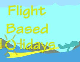 #3 for Design a Logo for Flight Based Holidays by marwinisaac