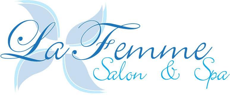 Penyertaan Peraduan #                                        11                                      untuk                                         Logo Design for La FEmme Beauty Salon & Spa