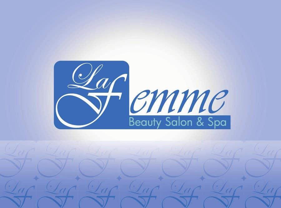 Proposition n°116 du concours Logo Design for La FEmme Beauty Salon & Spa