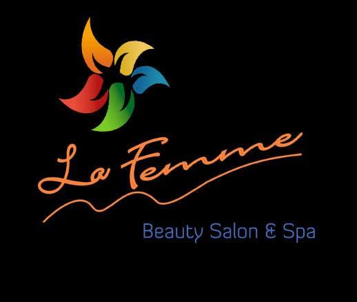 Proposition n°115 du concours Logo Design for La FEmme Beauty Salon & Spa