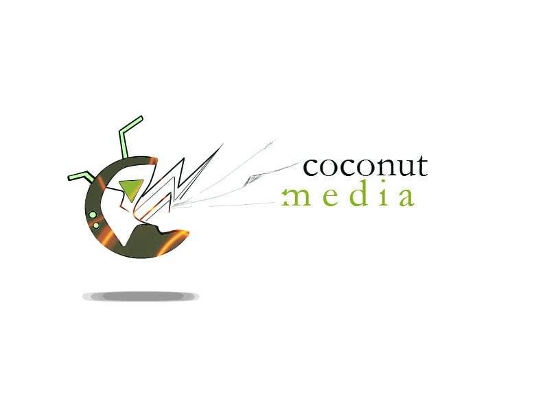 Inscrição nº 65 do Concurso para Design a Logo for Coconut Media