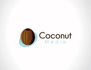 nº 54 pour Design a Logo for Coconut Media par iffikhan