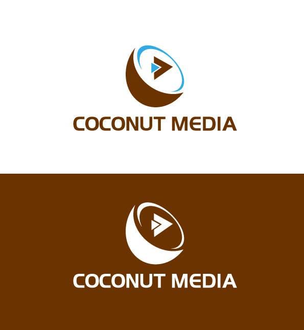Inscrição nº 101 do Concurso para Design a Logo for Coconut Media