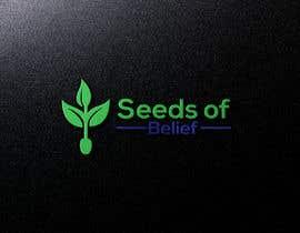 sunlititltd tarafından Logo Design Seeds Of Belief için no 284