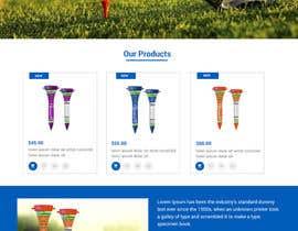 deepakdiwan tarafından Design a Website Mockup için no 48