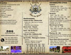 andreypereira tarafından Flyer para Pousada Medieval/Rústico için no 10
