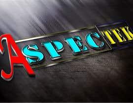 """bohsin tarafından Design a Logo for """"Aspectek"""" için no 40"""