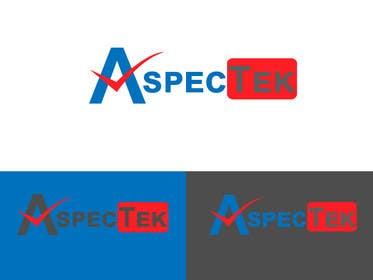 """miziworld tarafından Design a Logo for """"Aspectek"""" için no 18"""