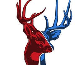 #23 for Whitetail Buck Emblem Design by illogo
