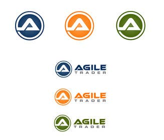 "#64 cho Design a Logo for ""Agile Trader"" (Forex Trading Software) bởi putul1950"