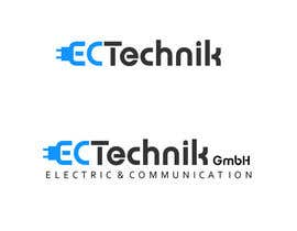 #7 for Design eines Logos for EC Technik GmbH by carligeanu