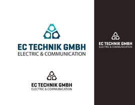 #196 for Design eines Logos for EC Technik GmbH af legol2s