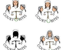 #50 untuk Design a Logo - Court Bites - Legal Education oleh alexmcvey