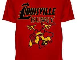 "salehelhagry tarafından Design a T-Shirt for ""Louisville Bungy"" için no 12"