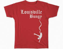 "#16 for Design a T-Shirt for ""Louisville Bungy"" by beiyamz"