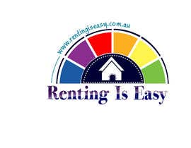 "#130 for Design a Logo for "" WWW. RENTING IS EASY. COM.AU"" by kohgeokling"