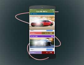 shamigraphics tarafından Redesign the apperance of an  existing screen in an app için no 11