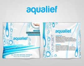zakkento tarafından Create  Packaging Design for aqualief all in one bathing sponge için no 46