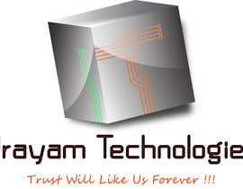 nº 93 pour Design a Logo for Prayam Technologies par divyeshghediya