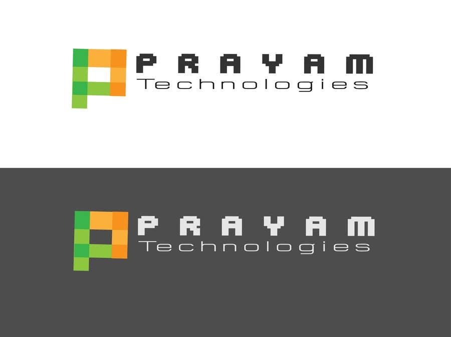 Bài tham dự cuộc thi #7 cho Design a Logo for Prayam Technologies