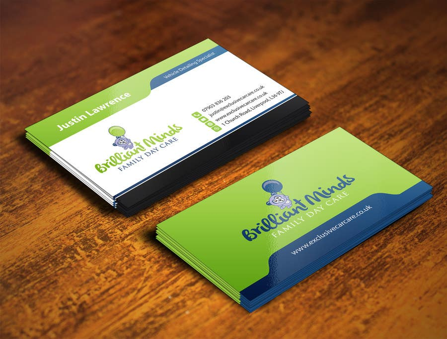 #26 for Businesss Card & Letterhead Needed!!! by mamun313