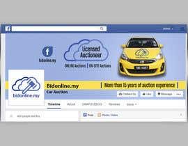 rkbhiuyan tarafından Facebook Cover Page Design için no 17