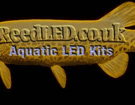 #23 for Design a Logo aquarium led ecommerce af wkkhairi