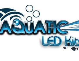 #13 for Design a Logo aquarium led ecommerce af Ziadh