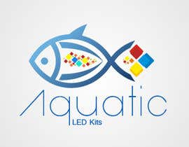 #26 for Design a Logo aquarium led ecommerce by projectsingha