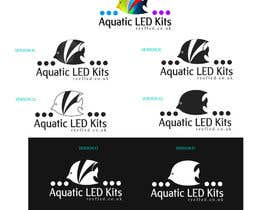 #24 for Design a Logo aquarium led ecommerce af carligeanu