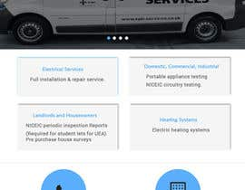 harshchavda95 tarafından Design a Website Mockup için no 5