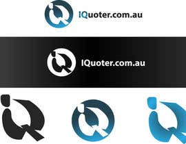#3 para Design a Logo for IQuoter.com.au - repost por carligeanu