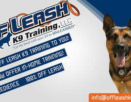#5 for Design an Advertisement for Dog Training Business af cbentulan