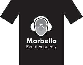 #25 for Designa en t-shirt for Marbella Event Academy by tegonity