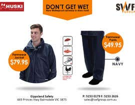 aderyandesign tarafından I need some Graphic Design for a Facebook Advertisement for workwear için no 8