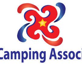 #1 for Design a Logo for USA Camping af curiousjyo111