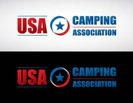 #63 for Design a Logo for USA Camping af rapakousisk