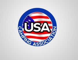 nº 58 pour Design a Logo for USA Camping par stajera