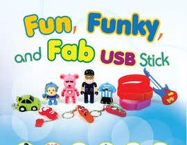 #28 para Simple and fun poster required for unique gadgets por yaniprasetyo