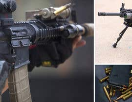 #18 untuk I Need a Main Image Designed for the Homepage of my Firearms Retail Website oleh AlecsDesign