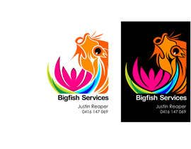 nº 23 pour Design a Logo for Bigfish Services par christiannathan