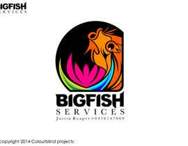 nº 48 pour Design a Logo for Bigfish Services par christiannathan