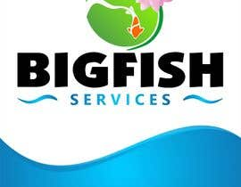 nº 30 pour Design a Logo for Bigfish Services par Iddisurz