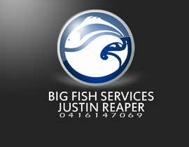 nº 37 pour Design a Logo for Bigfish Services par maniroy123