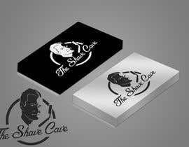 #23 para Logo for The Shave Cave por tadadat