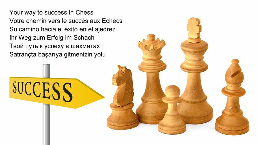 #2 for Flash/Video Intro for Chess Website by vinu91