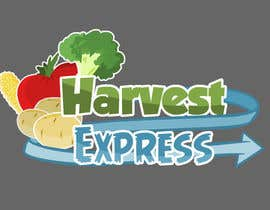 #71 para Design a Logo for Harvest Express por crunchyybeast